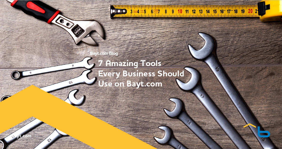 7 Amazing Tools Every Business Should Use on Bayt.com ... - photo#41
